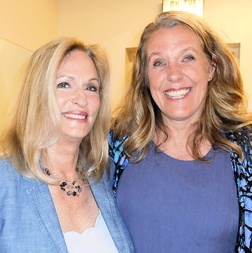 Regina Meredith and Cynthia Sue Larson