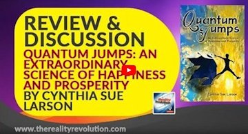 Brian Scott review of Quantum Jumps