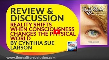 Brian Scott review of Reality Shifts