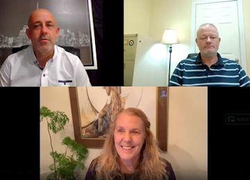 Cynthia Sue Larson on Atlantic Underground Podcast