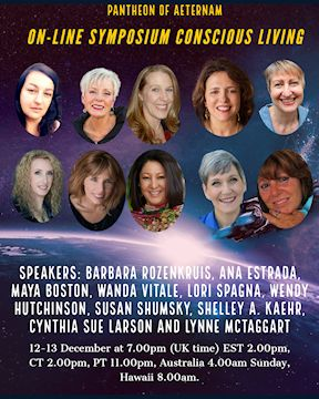 Pantheon Online Symposium for Conscious Living