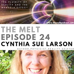 Cynthia Sue Larson on The Melt podcast