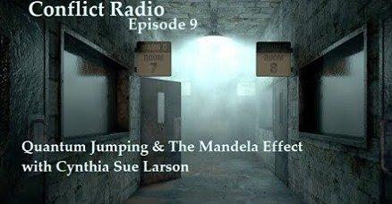 Cynthia Sue Larson on Conflict Radio Network