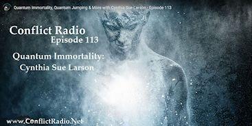 Quantum Immortality, Quantum Jumping & More with Cynthia Sue Larson