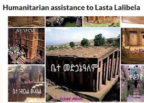 Humanitarian Aid for Ethiopia
