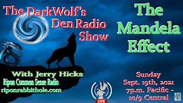 Cynthia Sue Larson on DarkWolf's Den Radio Show