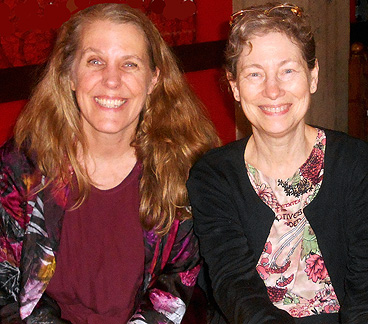 Cynthia Sue Larson and Ruth Kastner