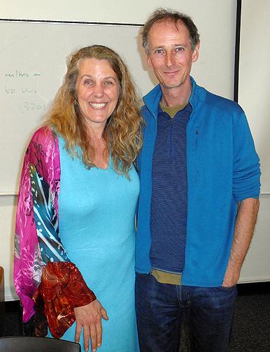 Cynthia Sue Larson and Tony Bell