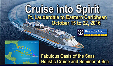 Cruise into Spirit 2016