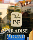 Paradise Found Book Store