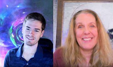 Cynthia Sue Larson talks with Sean Bond
