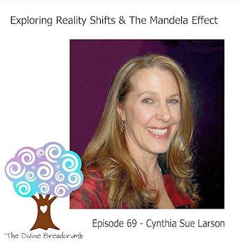 Cynthia Sue Larson on The Divine Breadcrumb
