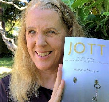 Cynthia Sue Larson with JOTT