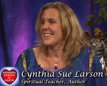 Cynthia on Bridging Heaven & Earth