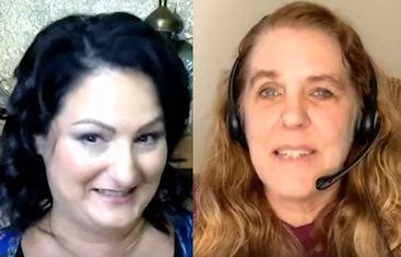 Cynthia Sue Larson talks with Liz Larson