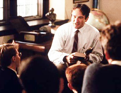idealism realism dead poets society Dead poets society in particular, is about the conflict between realism and  idealism for example welton academy is a school that is deep-rooted in realism,  the.