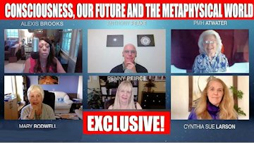 Consciousness, Our Future, and<br> the Metaphysical World with Alexis Brooks