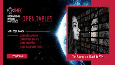 IMEC Open Tables: The Face of the Mandela Effect